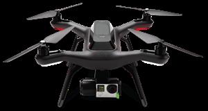 Un giro degli orti con il Drone